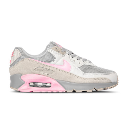 Air Max 90 Vast Grey Pink Wolf Grey String CW7483 001