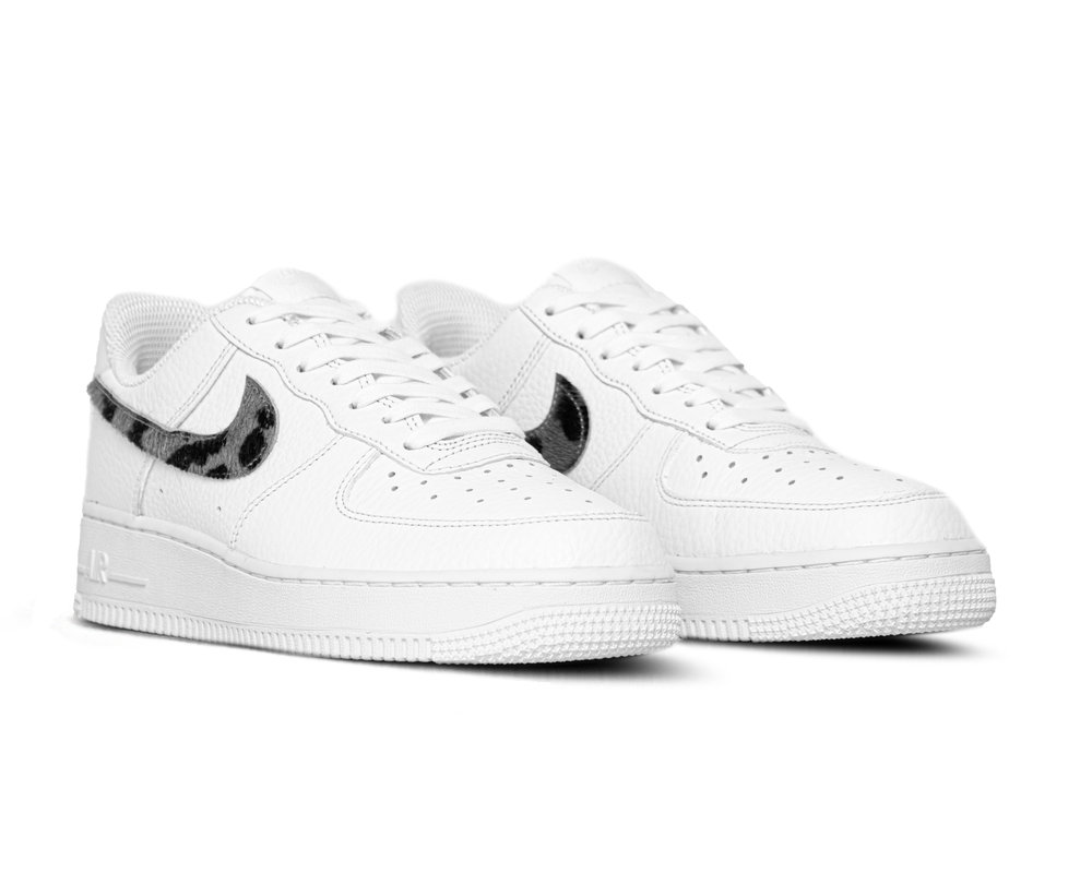 Nike Air Force 1 LV8 White Thunderstorm White CW7567 100