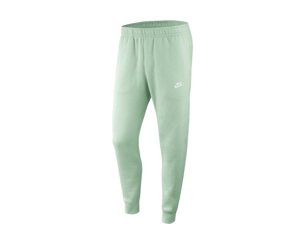 Nike NSW Club Fleece Jogger Pistachio Frost White BV2671 321