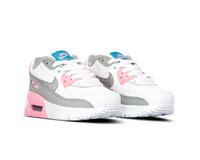 Nike Air Max 90 Smoke Grey Metallic Silver White Pink CD6867 004