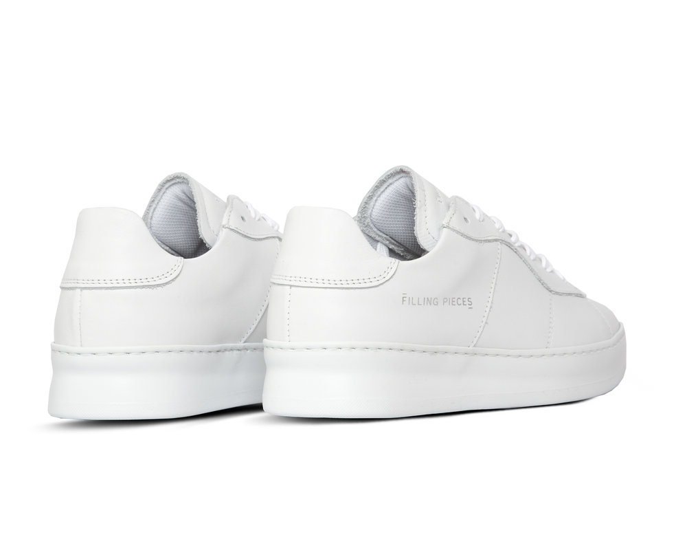 Filling Pieces Light Plain Court All White 3822727 1855