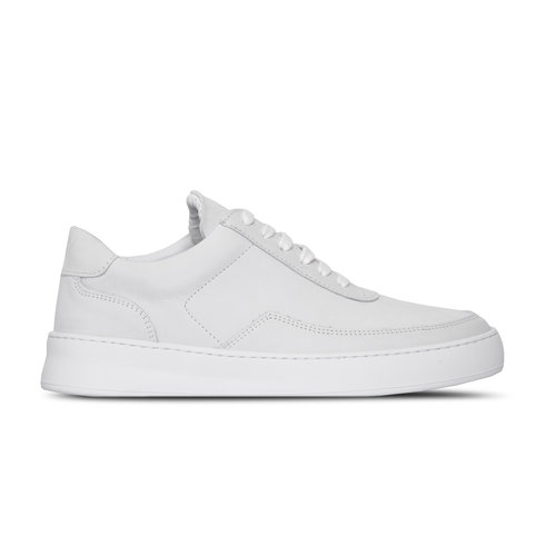 Low Mondo Plain Nardo Nubuck White 3302631 1901