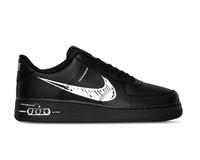Nike Air Force 1 LV8 Utility Black White Black CW7581 001