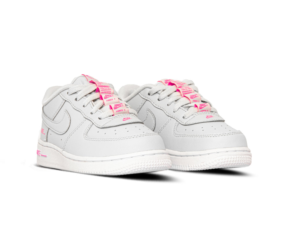 Nike Force 1 LV8 3 Photon Dust Digital Pink  CW0986 002
