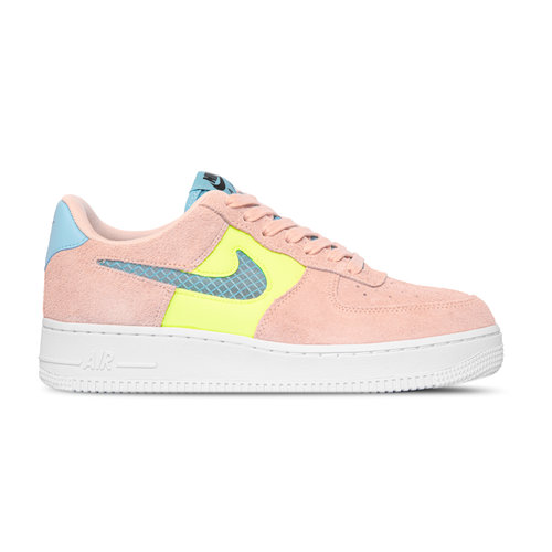 Air Force 1 '07 SE Washed Coral Oracle Aqua Ghost Green CJ1647 600