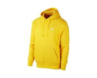 Nike NSW Club Fleece Opti Yellow White BV2654 731