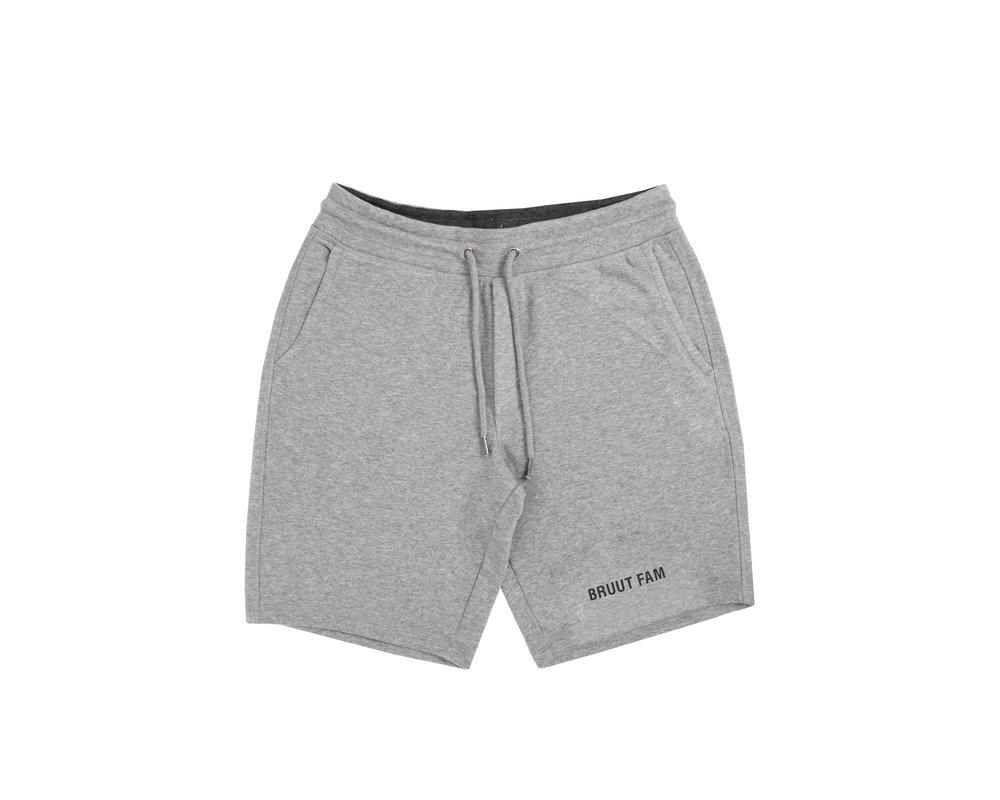 Bruut Sweat Short Grey HFD1003