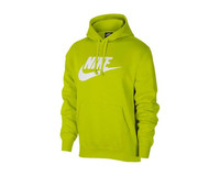 Nike NSW Club Fleece Hoodie Bright Cactus BV2973 308