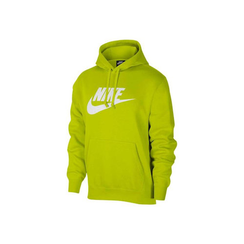 NSW Club Fleece Hoodie Bright Cactus BV2973 308