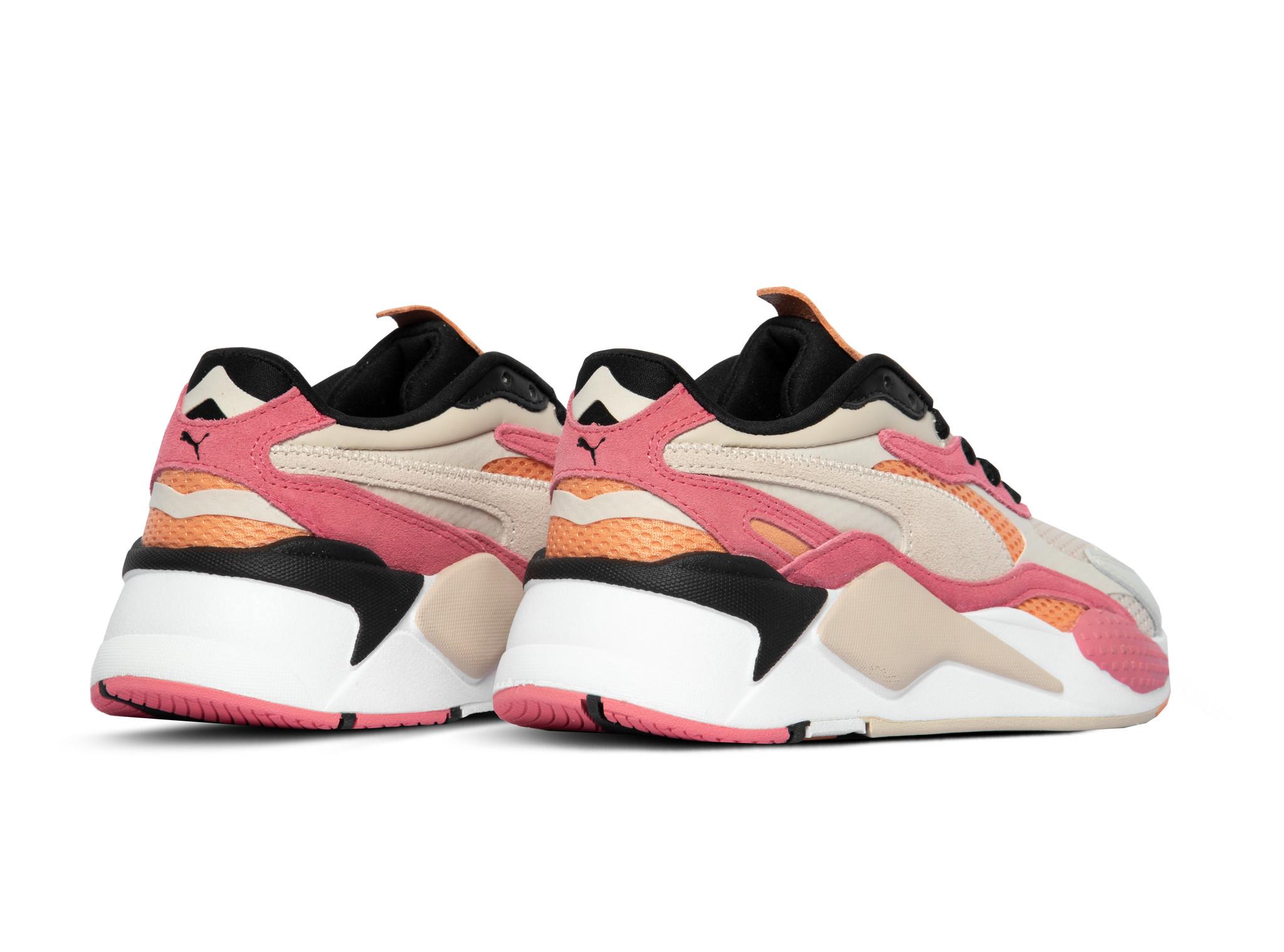 Puma RS X³ Mesh Pop Wn's Marshmallow Bubblegum 372117 01