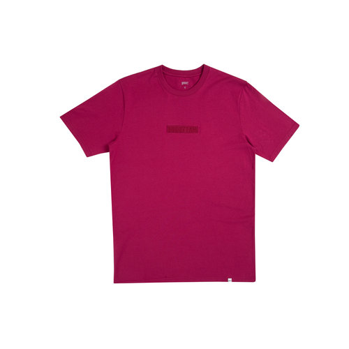 Box Logo Dark Burgundy HFD114