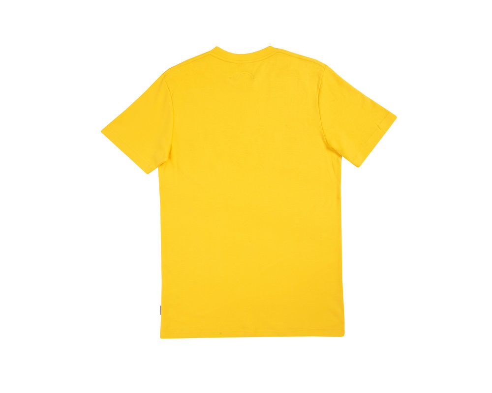 The New Originals Freddy Front Tee Yellow TNO20