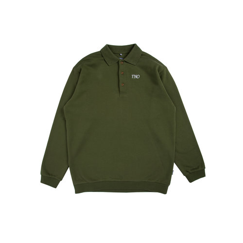 Barman Sweater Green TNO19