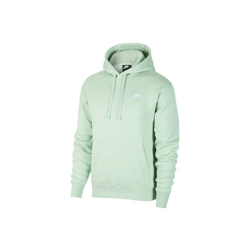 NSW Club Fleece Hoodie Pistachio Frost White BV2654 321