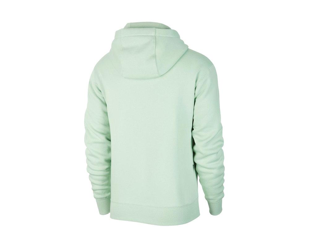 Nike NSW Club Fleece Hoodie Pistachio Frost White BV2654 321