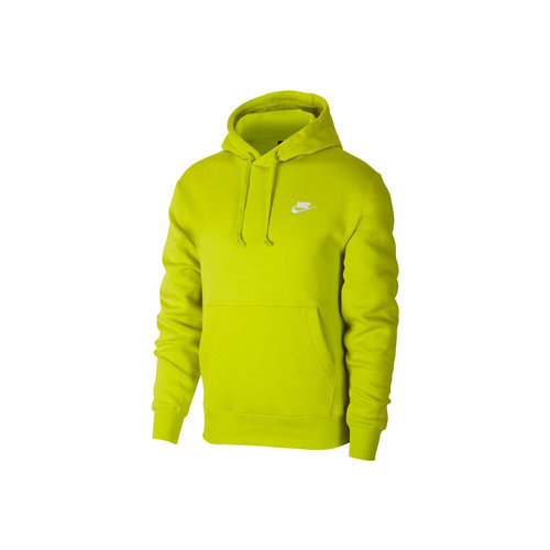 NSW Club Fleece Hoodie Bright Cactus BV2654 308