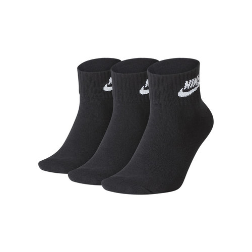 Sportswear Everyday Essential Ankle Black White SK0110 010