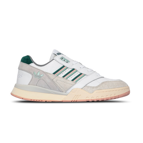 AR Trainer Cloud White Collegiate Green Vapour Pink EF5941