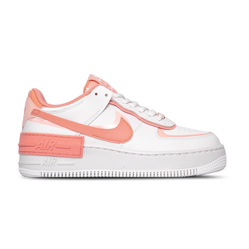 Air Force 1 Shadow Summit White Pink Quartz Washed Coral CJ1641 101