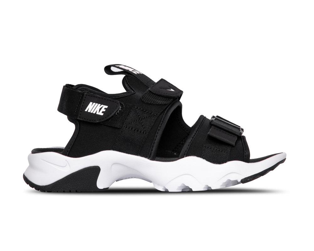 Nike Nike Canyon Sandal Black White Black CV5515 001 CV5515-001