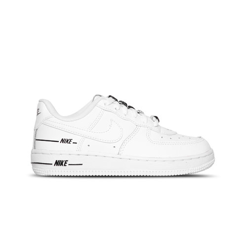 Force 1 LV8 3 PS White White Black CJ4113 100