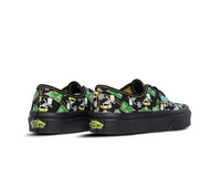 Vans UY Authentic Vans X The Simpsons Glow Bart VN0A3UIV0GY1