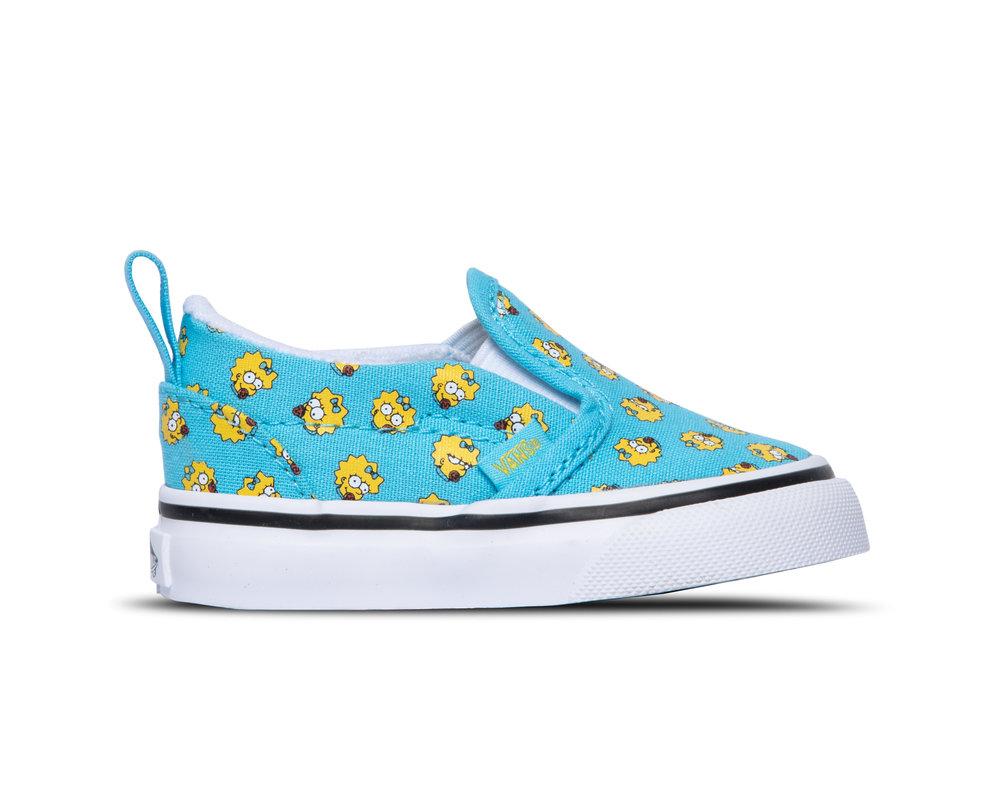 Vans TD Slip On Vans X The Simpsons Maggie VN0A348817J1