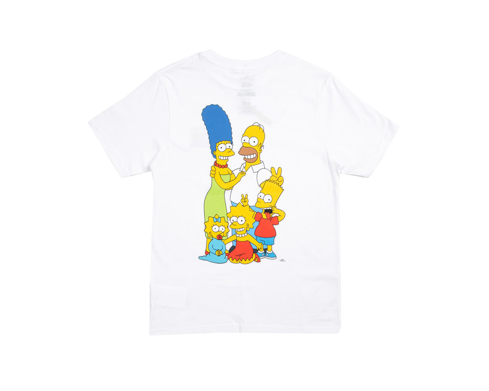 Vans Vans X The Simpsons Family VN0A4RTRZZZ
