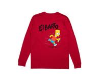 Vans Vans X The Simpson El Barto VN0A4RTS17A1