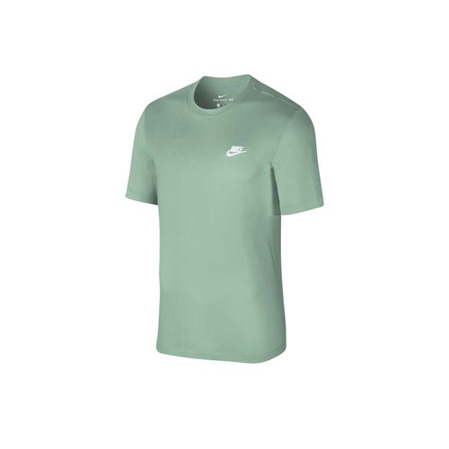 NSW Club Tee Silver Pine White AR4997 352