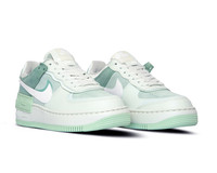Nike WMNS Air Force 1 Shadow Spruce Aura White Pistachio Frost CW2655 001