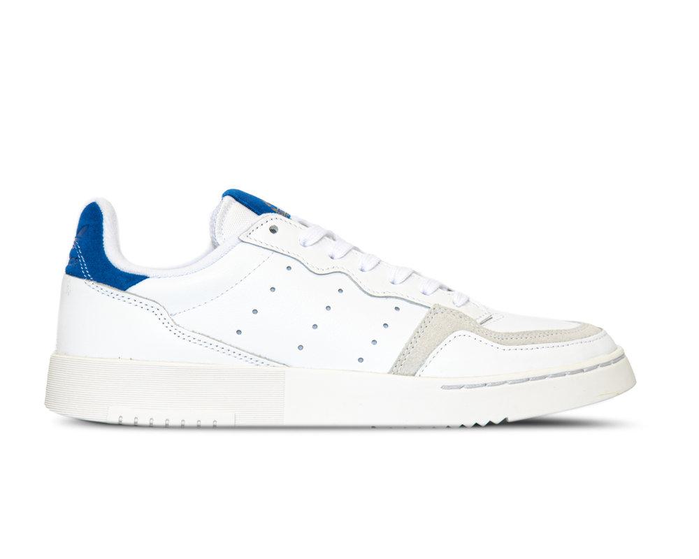 Adidas Supercourt White Team Royal Blue EF5885