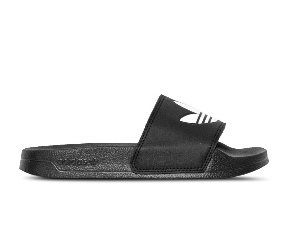 Adidas Adilette Lite Black White  FU8298