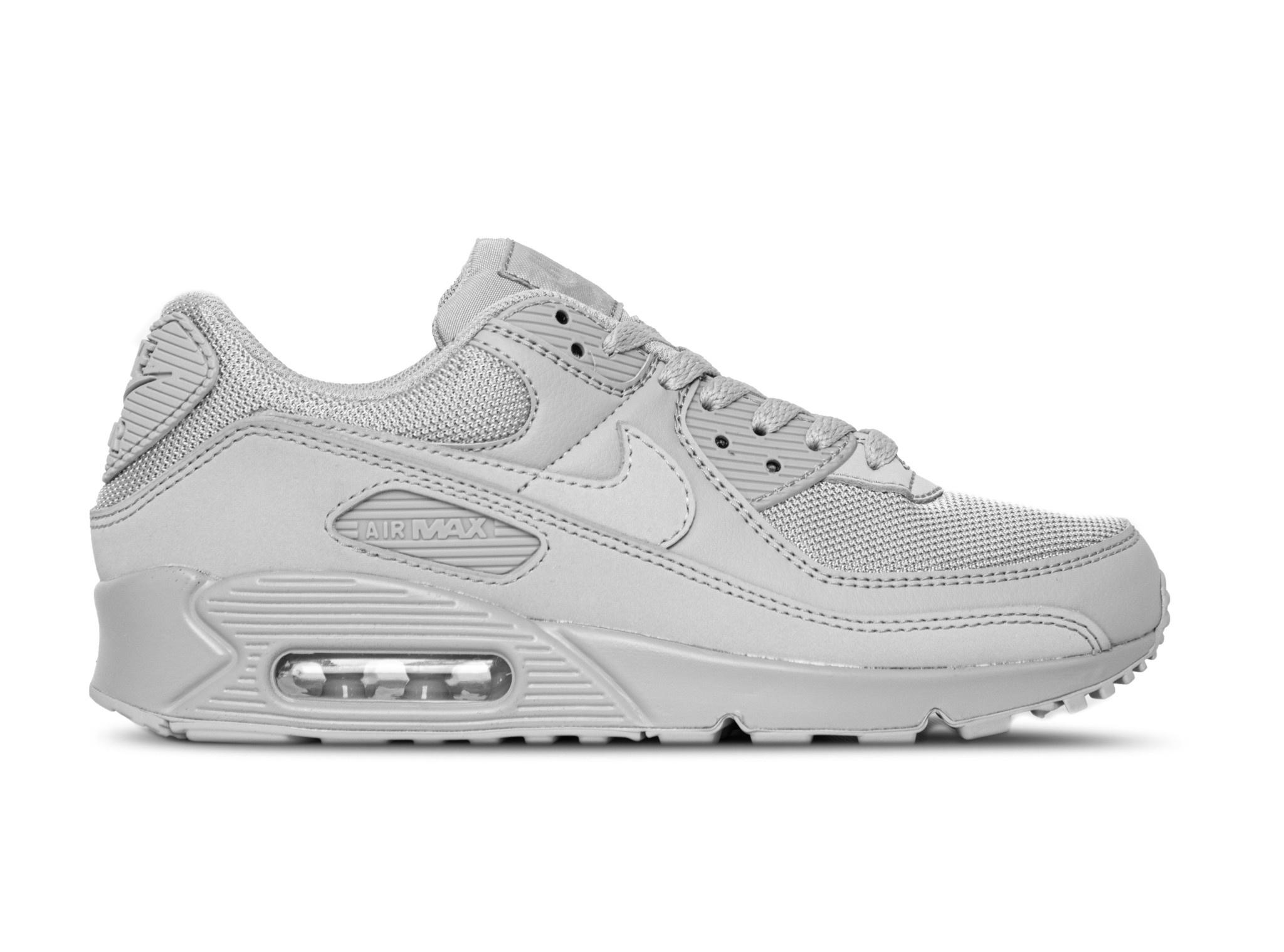 Nike Air Max 90 Wolf Grey Grey Black