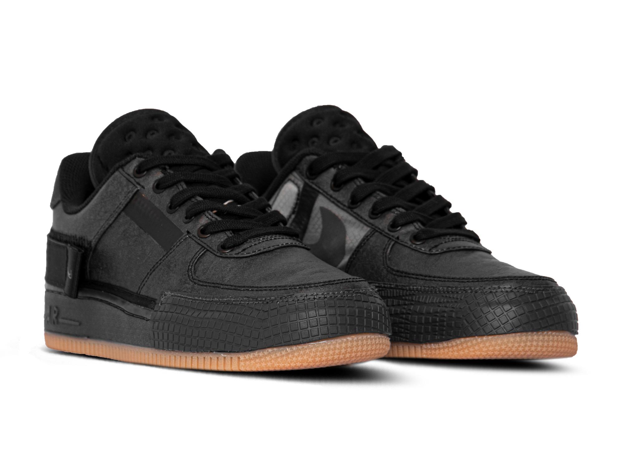 Nike Air Force 1 Type 1 Black