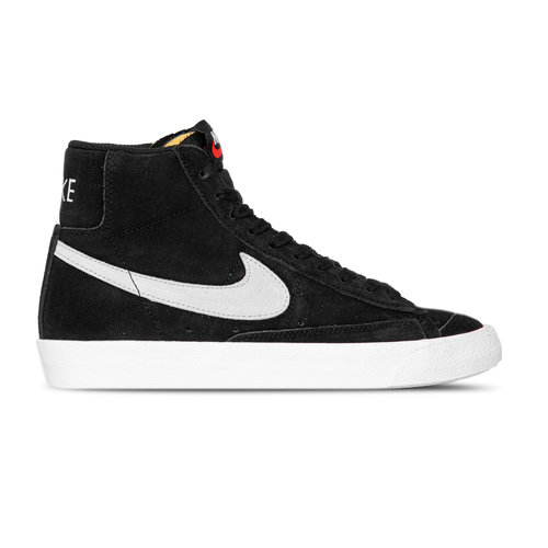 Blazer Mid 77 Suede Black Photon Dust CI1172 002