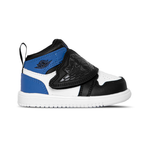 Sky Jordan 1 White Sport Blue Black BQ7196 115