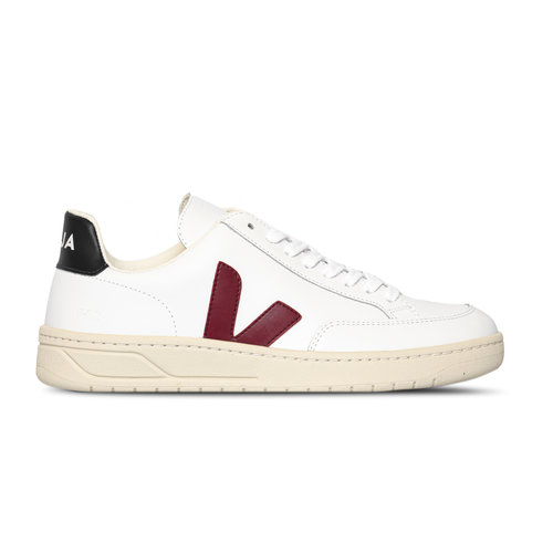 V12 Leather Extra White Marsala Nautico XD021955