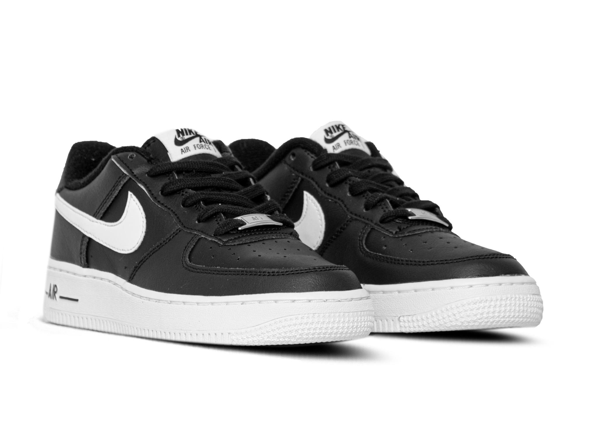 Nike Air Force 1 AN20 GS Black White Black CT7724 001 CT7724 001
