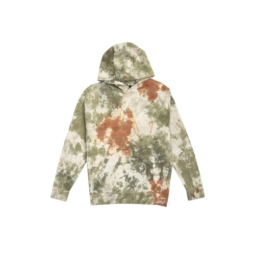 NSW Sportswear Hoodie Medium Olive White CU4345 222