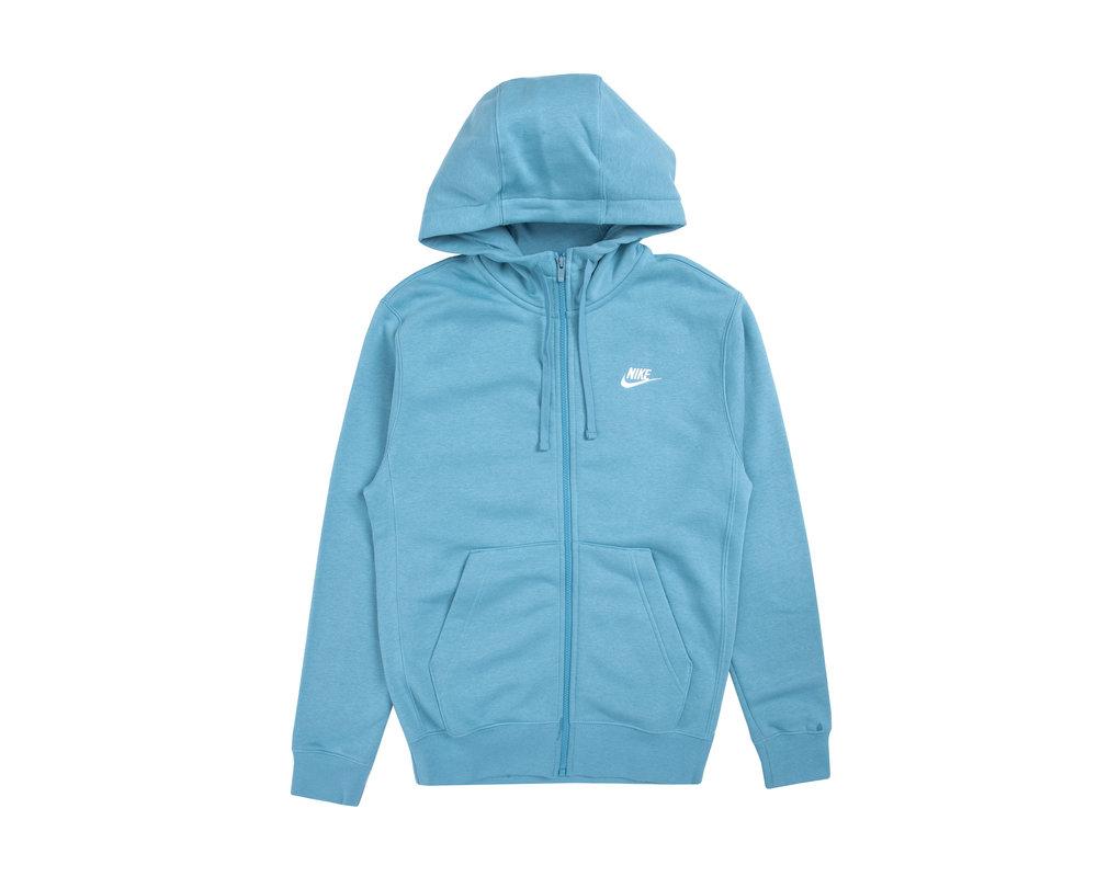 Nike NSW Club Fleece Vest Cerulean White BV2645 424