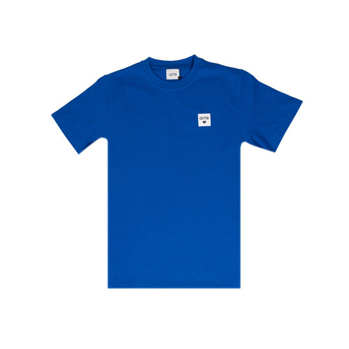 Toby Heart Label Tee Royal Blue AW20 003T