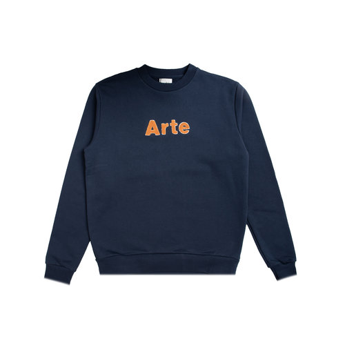 Chris Crewneck Navy AW20 032C