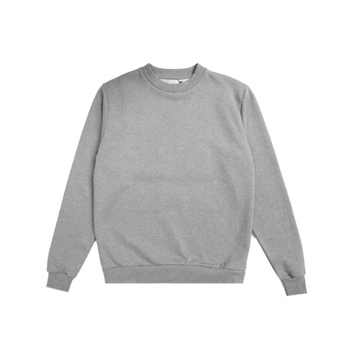 Chuck A Back Crewneck Grey AW20 045C