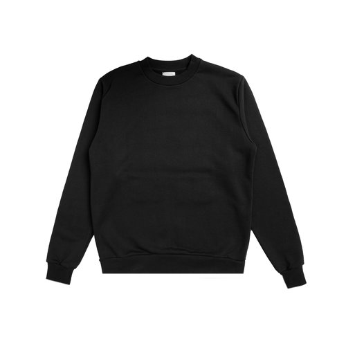 Chuck A Back Crewneck Black AW20 045C