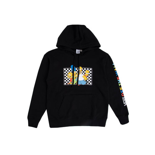 x The Simpsons WM Hoodie Simpsons Family  VN0A4V48ZZZ