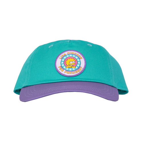 x The Simpsons WM Cap Lisa For President VN0A4V4D17G