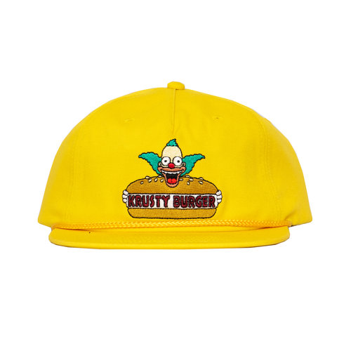 x The Simpsons Cap Krusty Burger  VN0A4TQEZW31