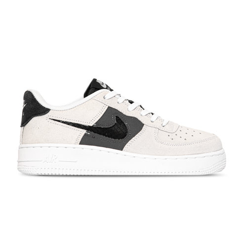 Air Force 1 GS LV8 White Off Noir Iron Grey CJ4093 100