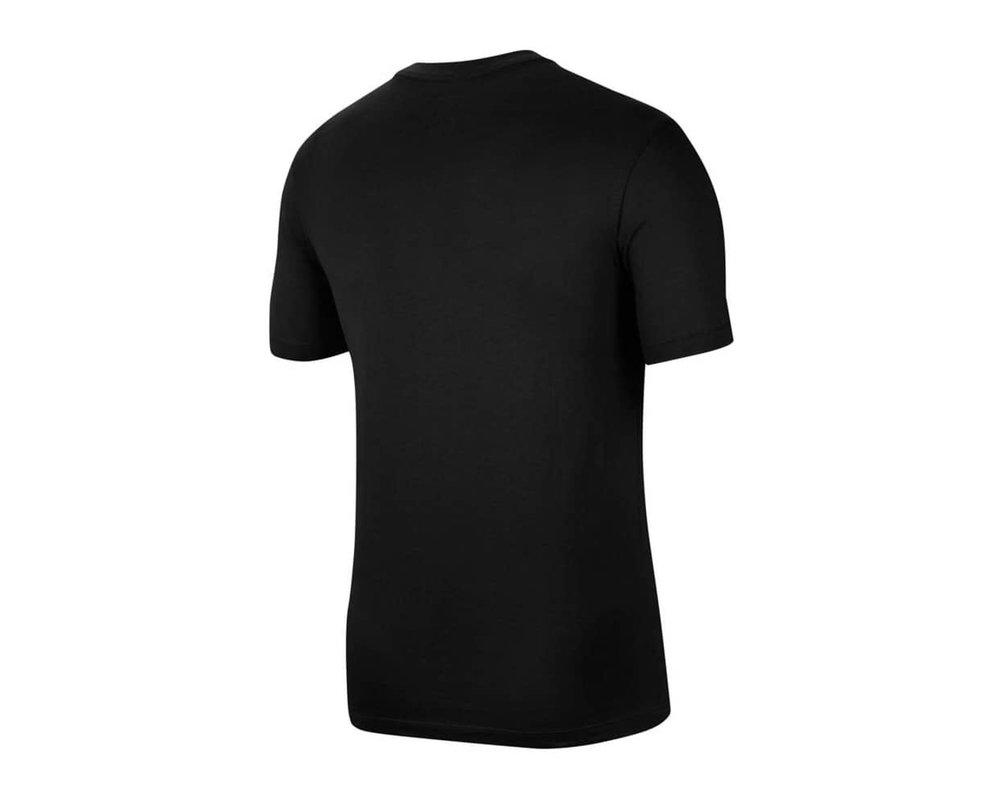 Nike NSW Tee Black White CU8916 010